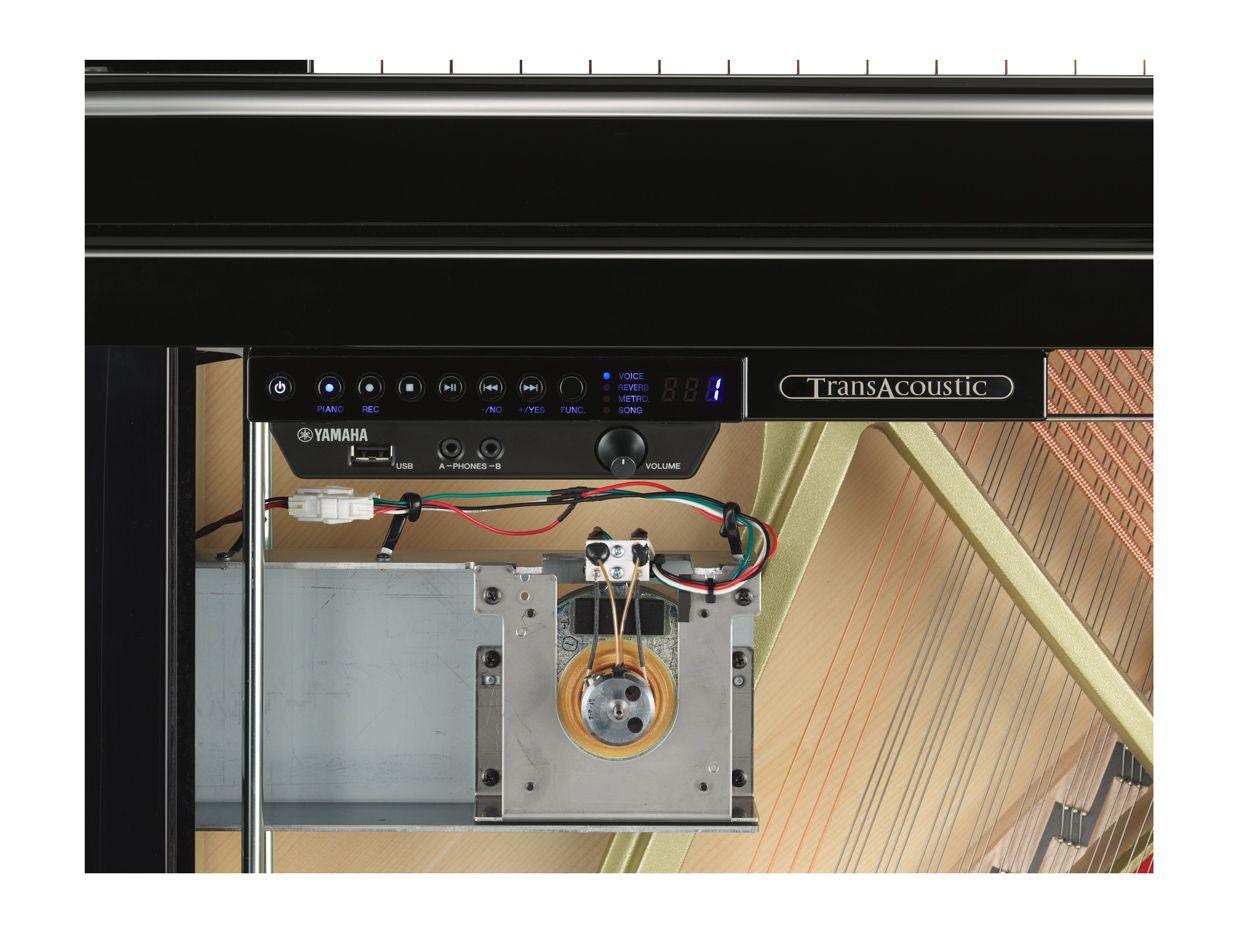 Piano Vertical Yamaha TransAcoustic™ U1TA