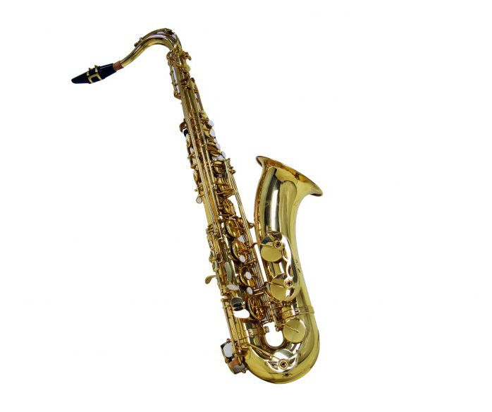 Saxofone Shelter Tenor SFT6435L