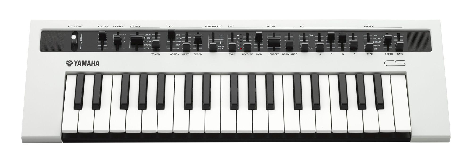 Sintetizador Analógico Yamaha Reface CS