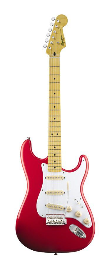 Squier Classic Vibe Stratocaster '50s - Fiesta Red