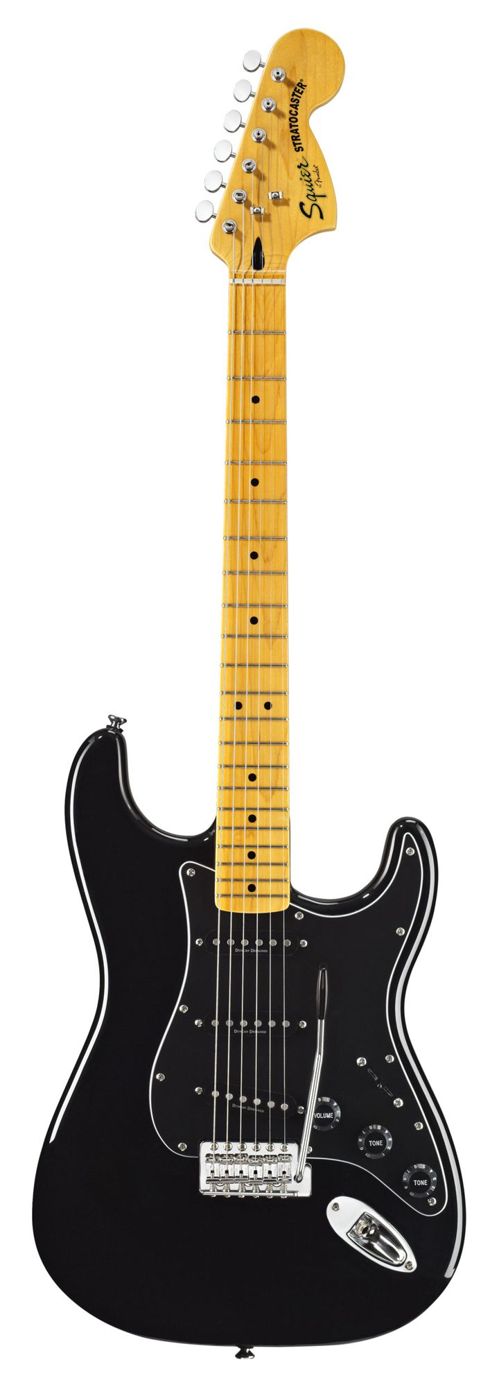 Squier Vintage Modified Stratocaster '70s - Black