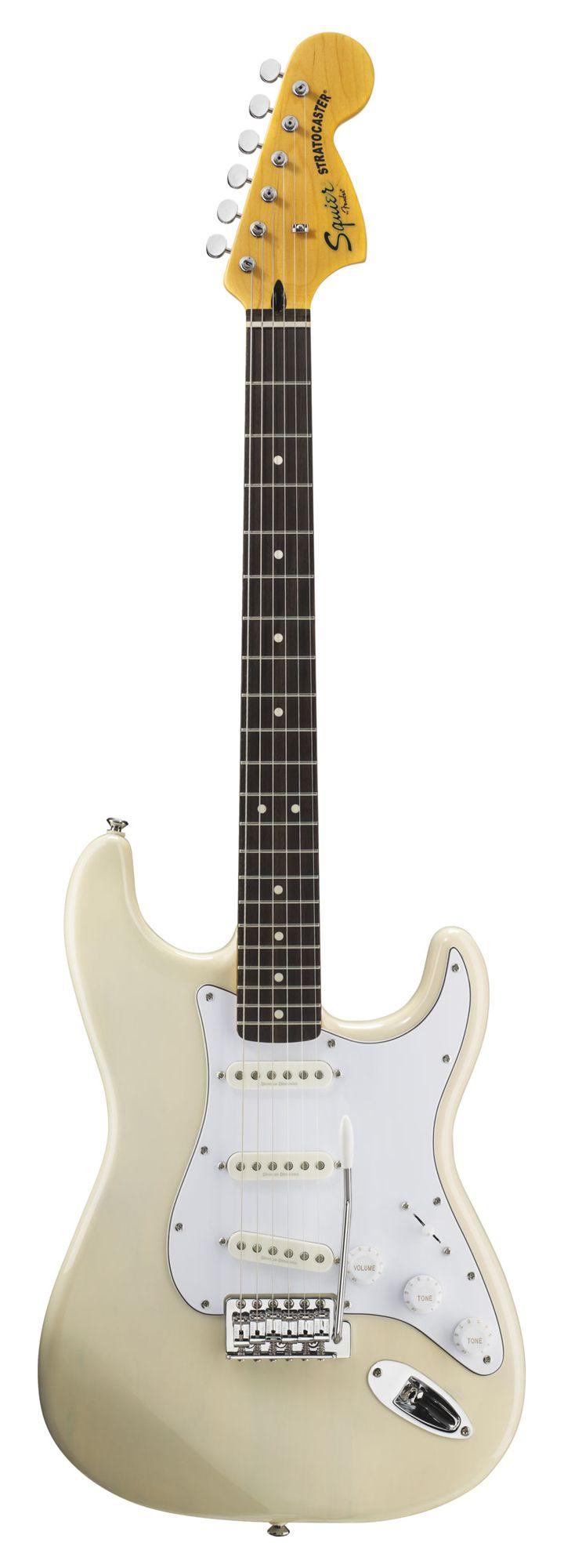Squier Vintage Modified Stratocaster - Vintage Blonde