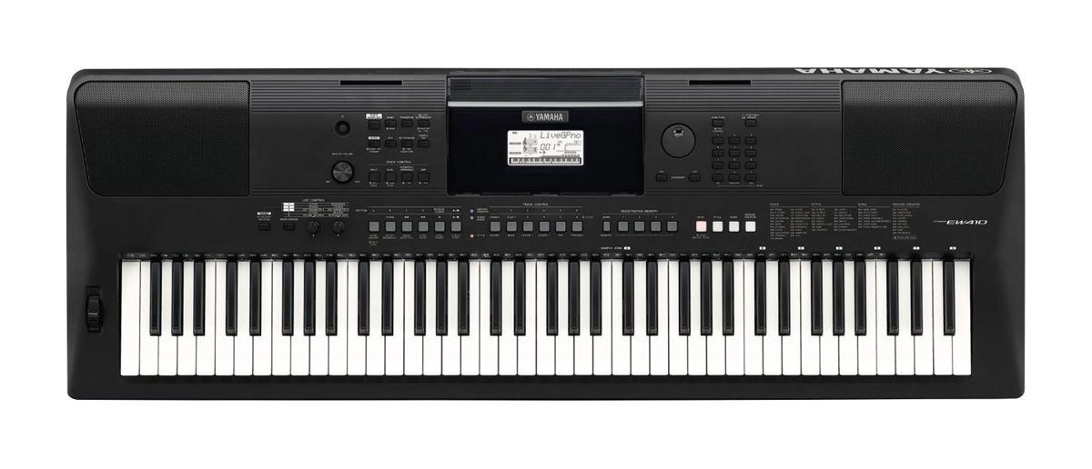 Teclado Yamaha PSR-EW410