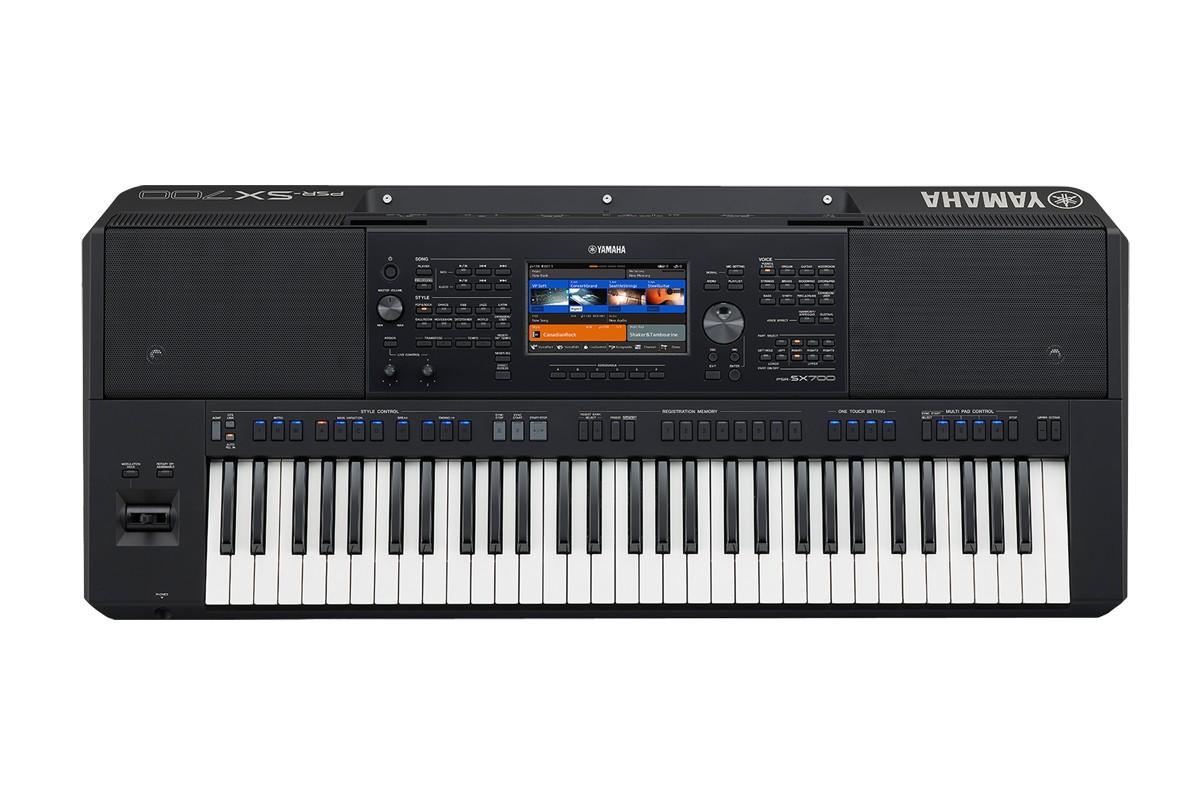 Teclado Yamaha PSR-SX700 BRA