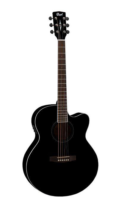 Violão Cort CJ1F- Black
