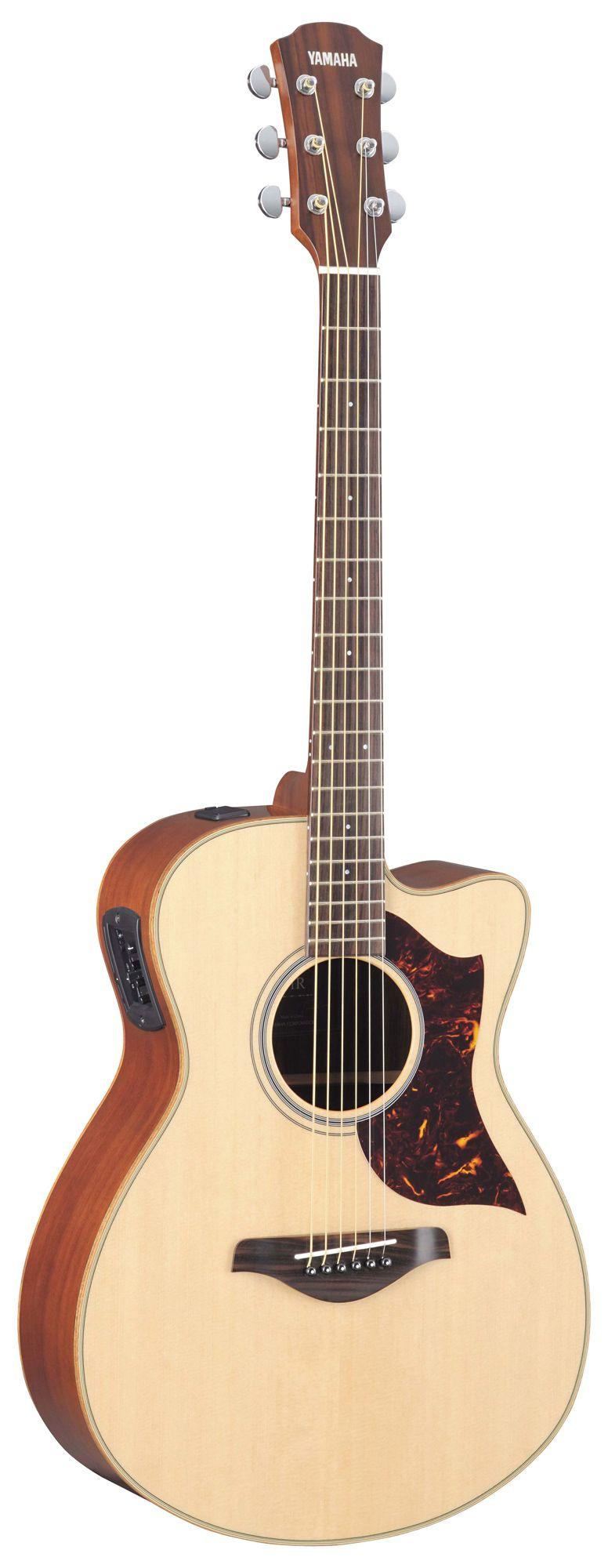 Violão Yamaha AC1M II - Natural