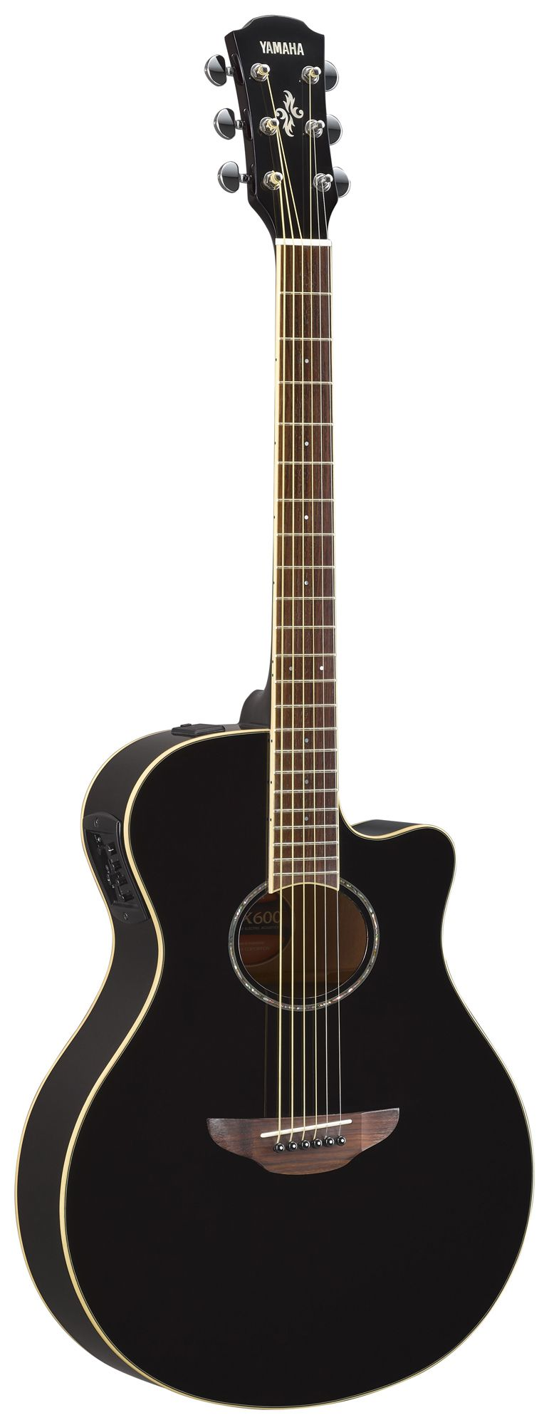 Violão Yamaha APX600 - Black