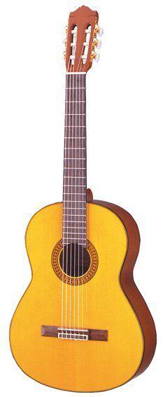 Violão Yamaha C80II - Natural
