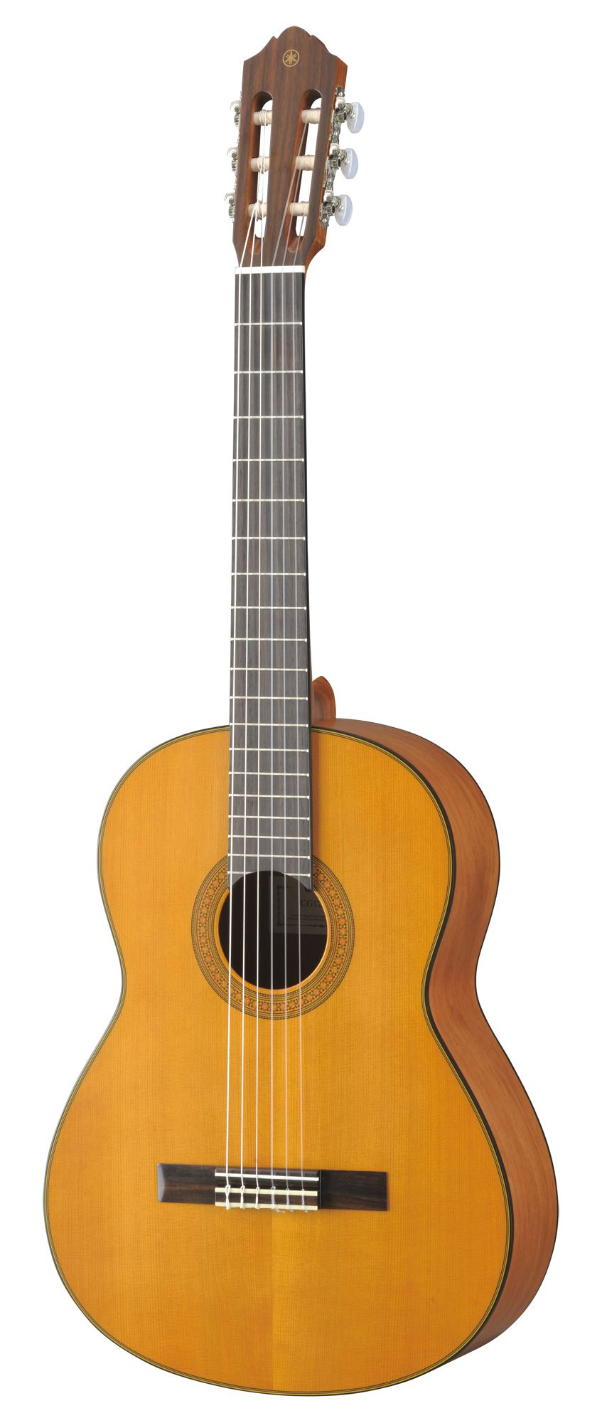 Violão Yamaha CG122MC - Natural