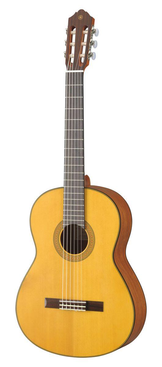 Violão Yamaha CG122MS