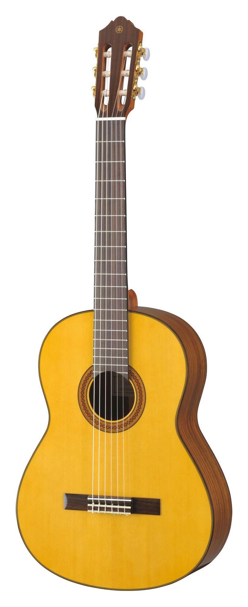 Violão Yamaha CG162S - Natural