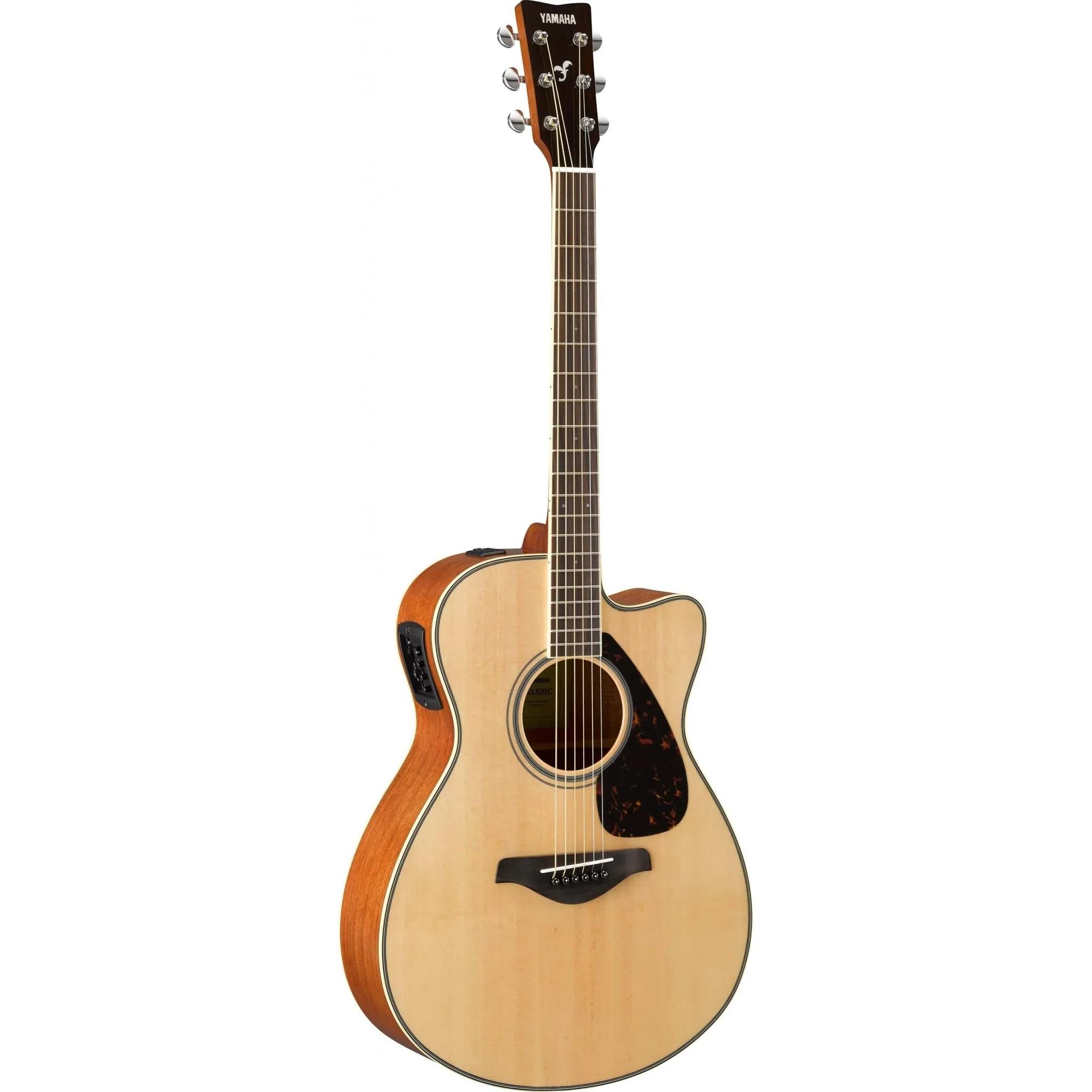 Violão Yamaha FSX820C - Natural