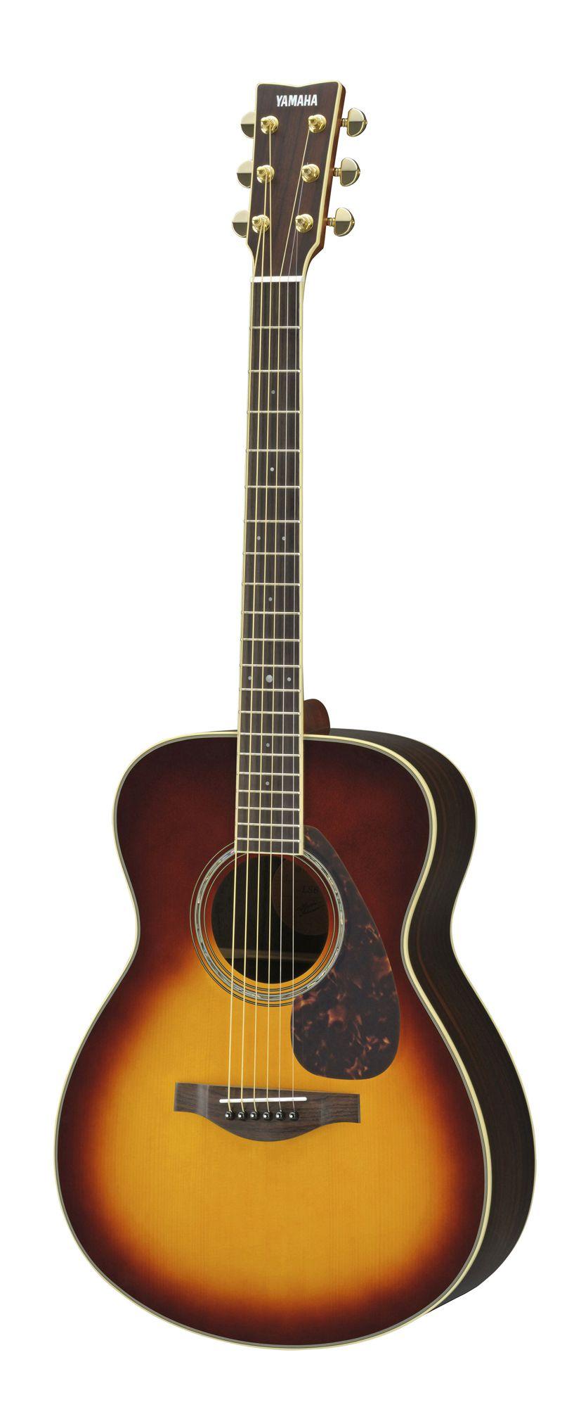 Violão Yamaha LS6 ARE - Brown Sunburst