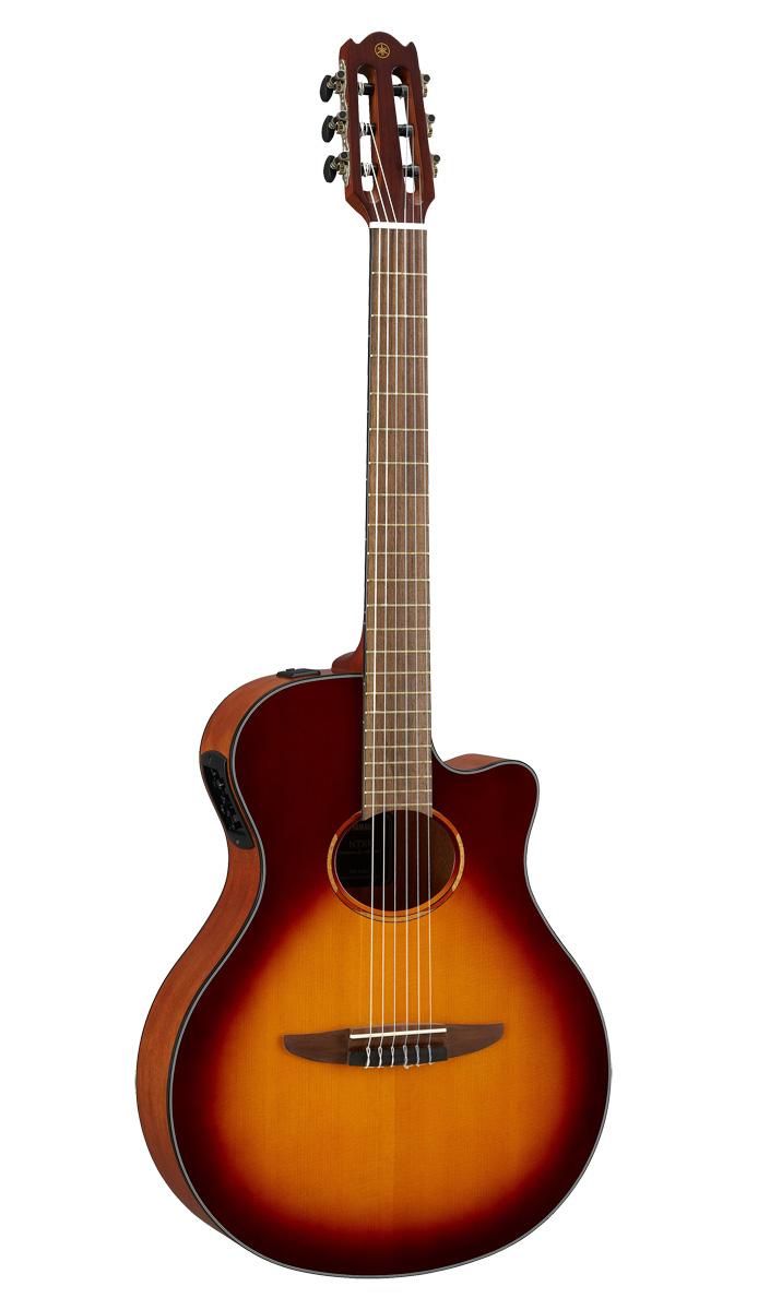 Violão Yamaha NTX1 - Brown Sunburst