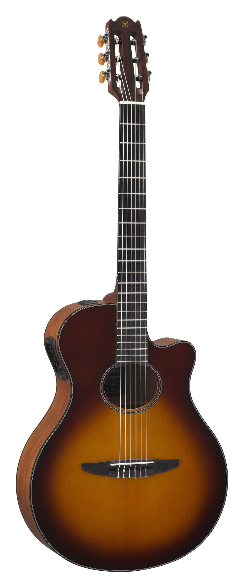Violão Yamaha NTX500 - Brown Sunburst
