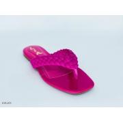 Rasteirinha de Dedo Pink | D-018-631