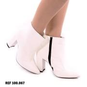 Bota Branca Feminina | D-100-067