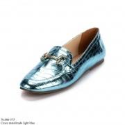 Mocassim Azul Metalizado | D- 70.000-575
