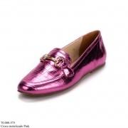 Mocassim Pink Metalizado | D-70.000-575