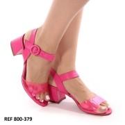 Sandália Pink Almada   D- 800-379
