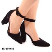 Sapato Scarpin Preto | D-100.030