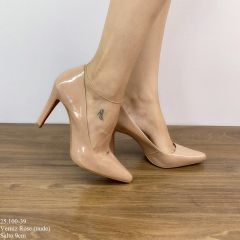Scarpin Nude Salto Alto | D-25.100-39
