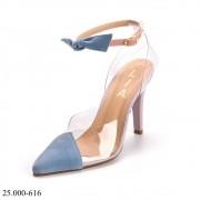 Scarpin Azul Antique | D-25.000-616
