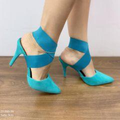 Scarpin Azul Tiffany | D- 25.000-99