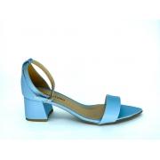 Sandália Azul Lótus | D-800