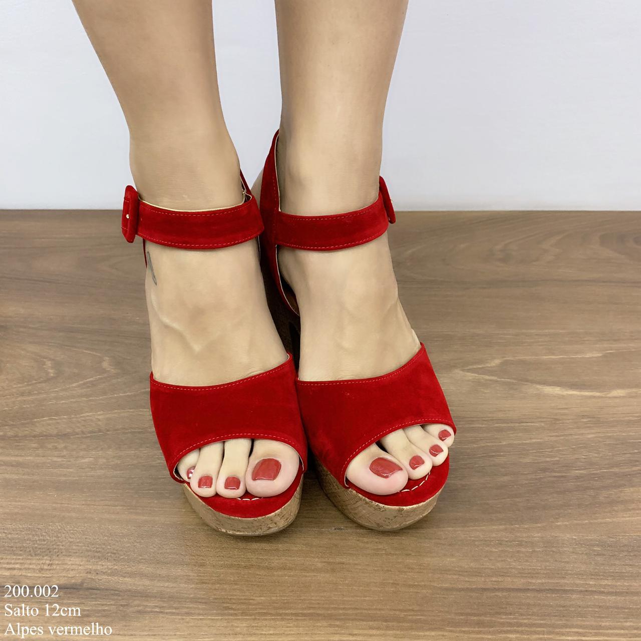 Anabela Vermelha Cortiça | D-200.002