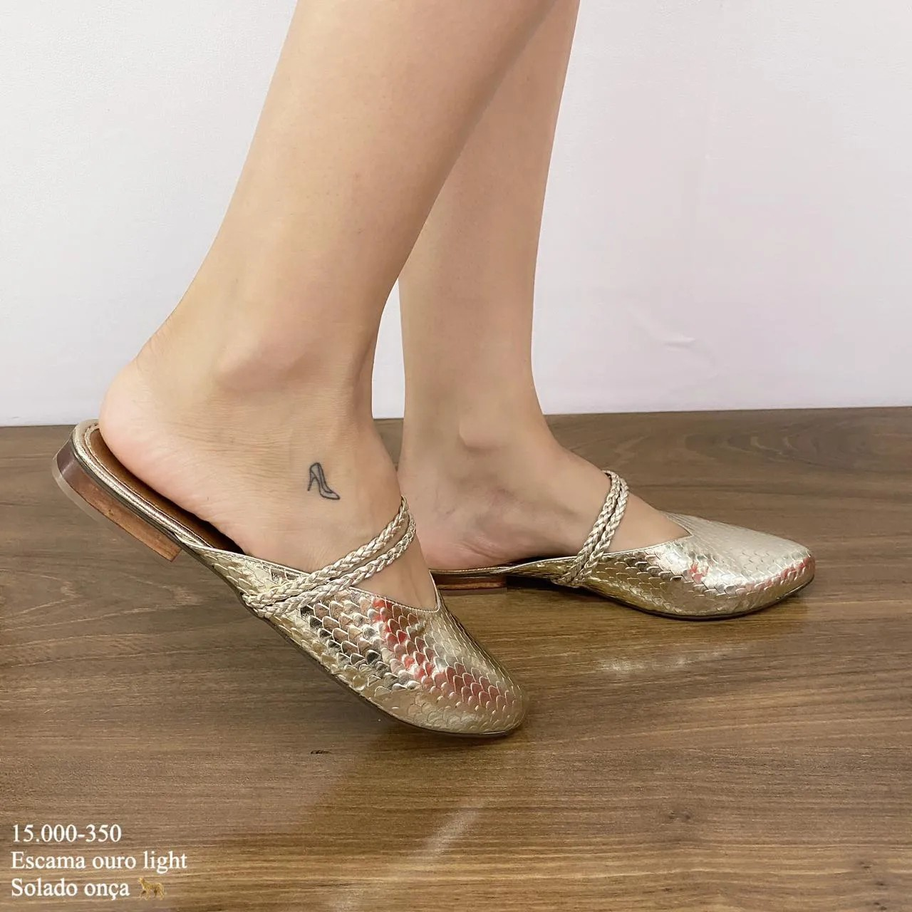 Mule Ouro Light | D-15.000-350