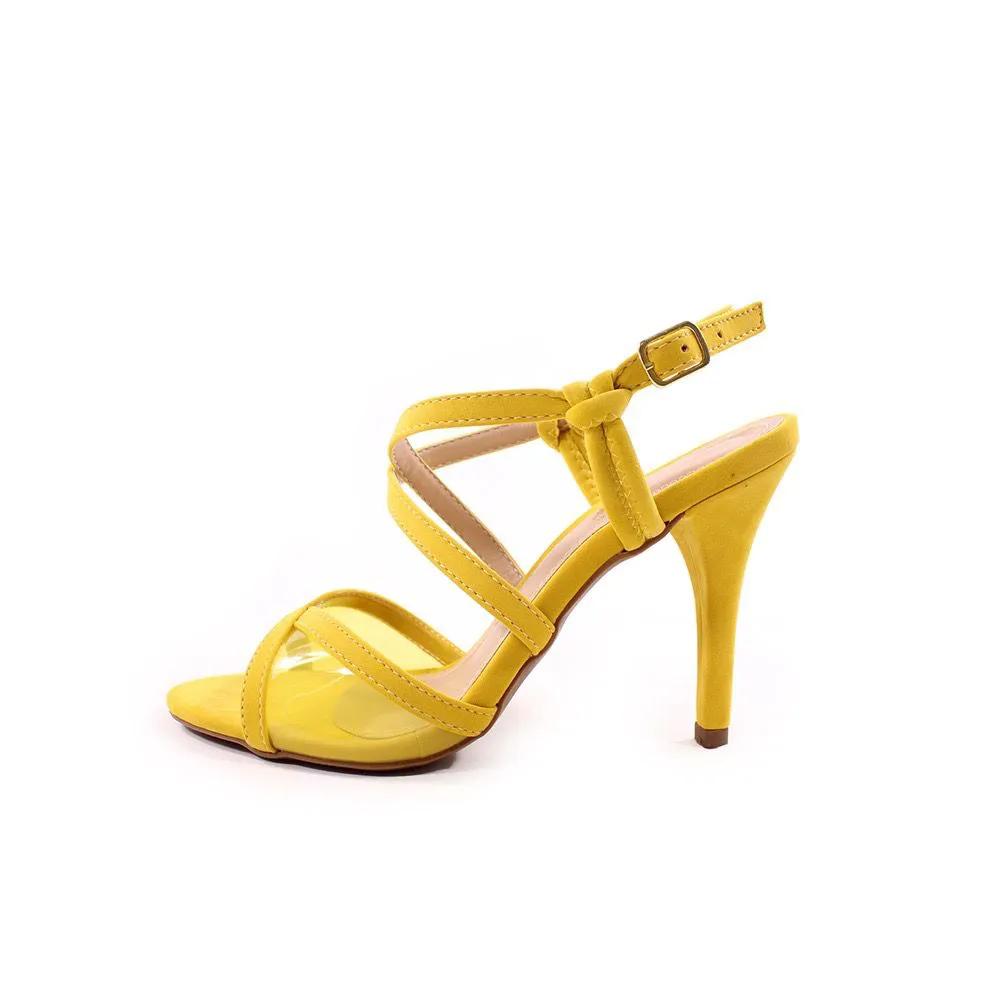 Sandalia amarela 3.000-471