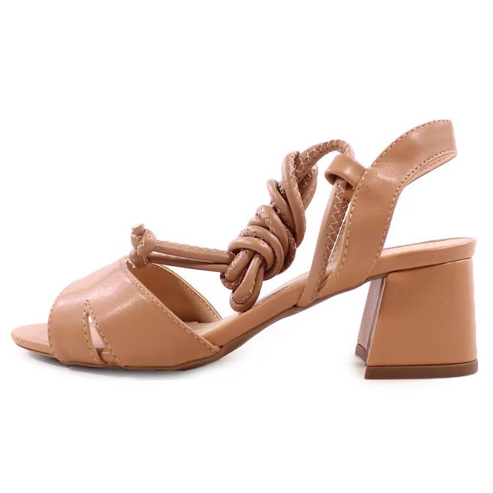 Sandalia amarração NAPA NATURAL