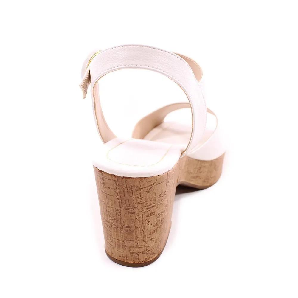 Sandália branco | D-4515-02
