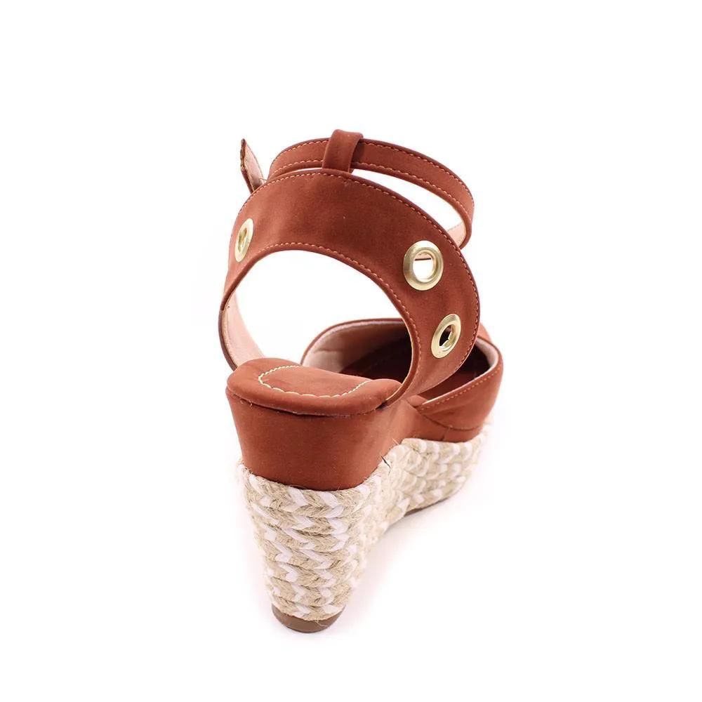Anabela Gladiadora Caramelo | D-5147-36