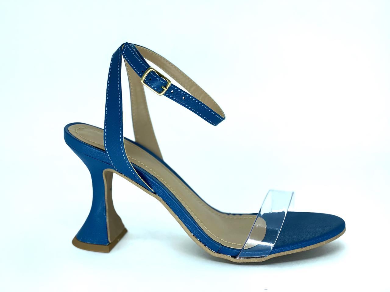 Sandália Azul Pantadona | D-2021