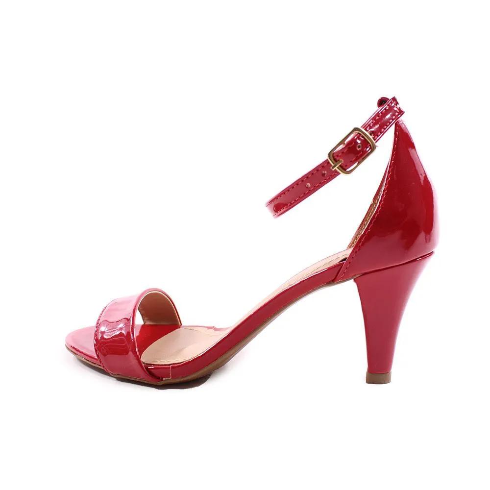 Sandália Vermelha | D-2052