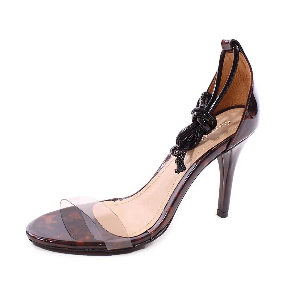 Sandália verniz Onça | D-3.000-138