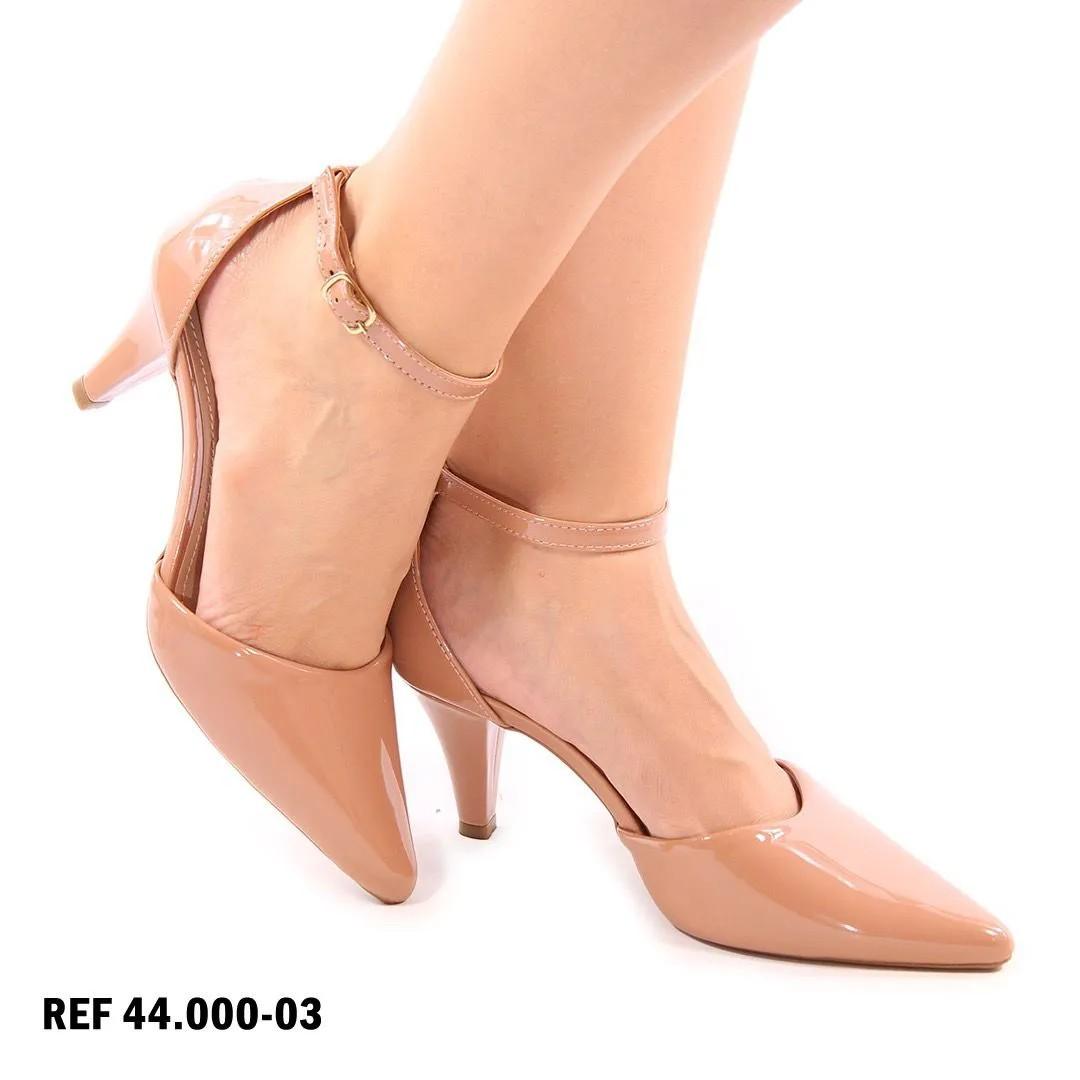 Scarpin Madame salto 7cm