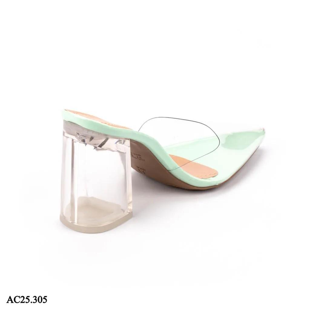 Scarpin Mule Verde Menta | D-AC25.305
