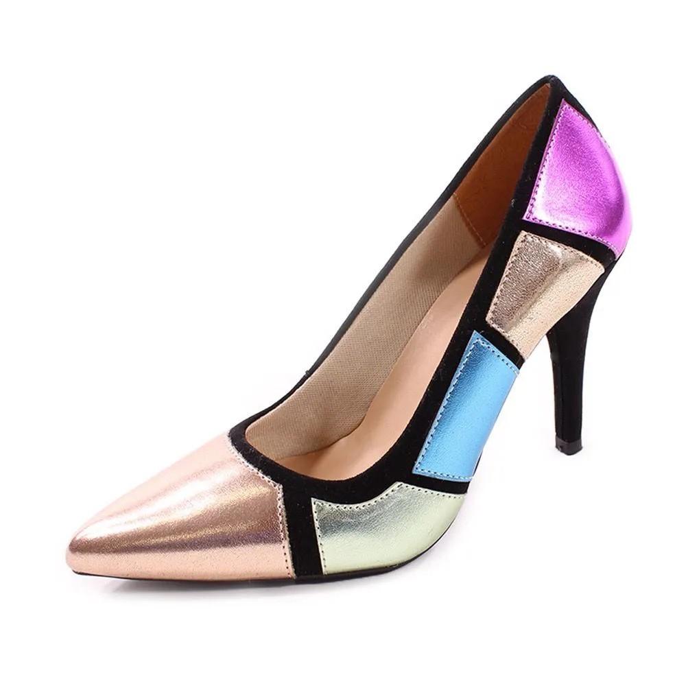 Scarpin Multicolorido | D-1587