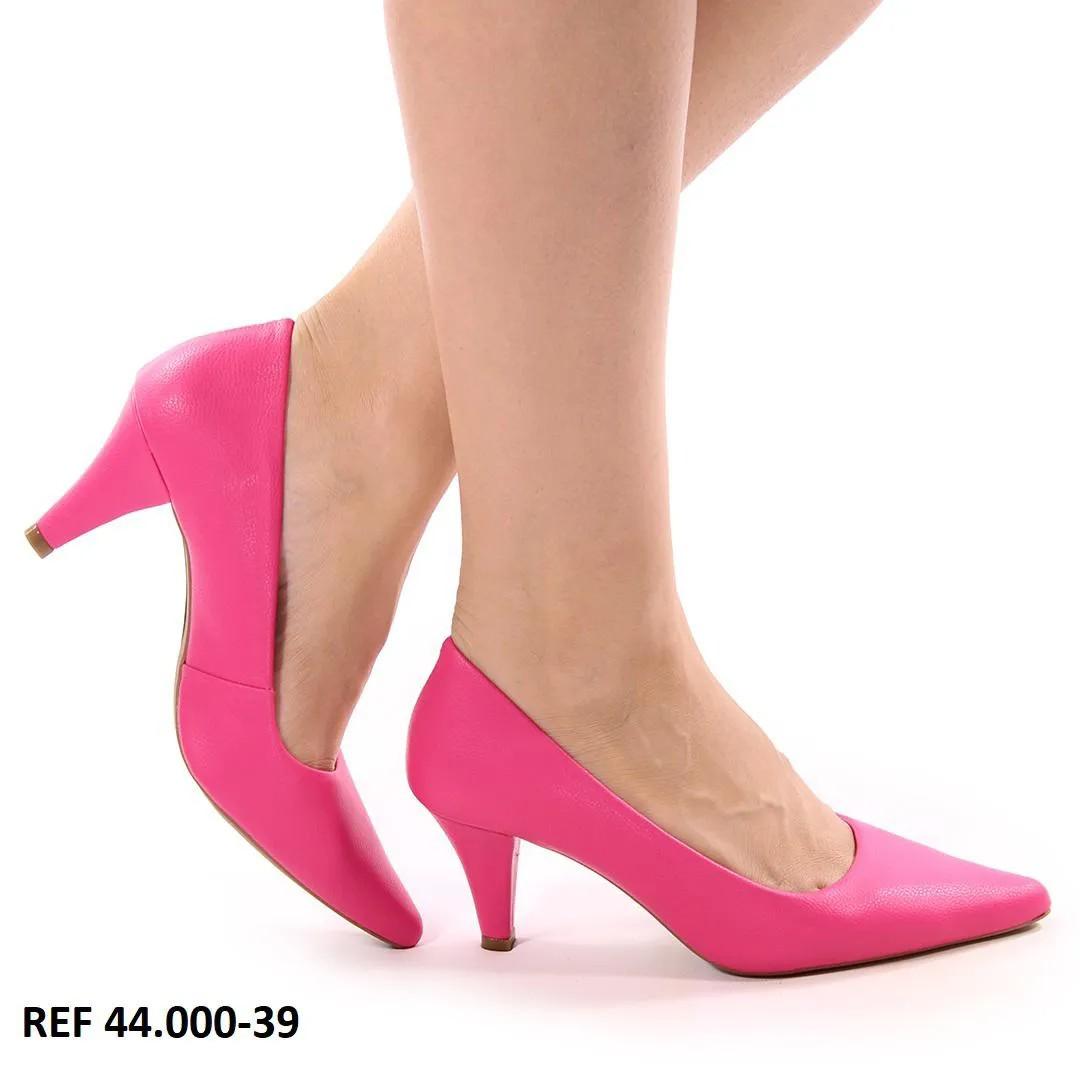 Scarpin Pink Almada 10 | D-44.000-39