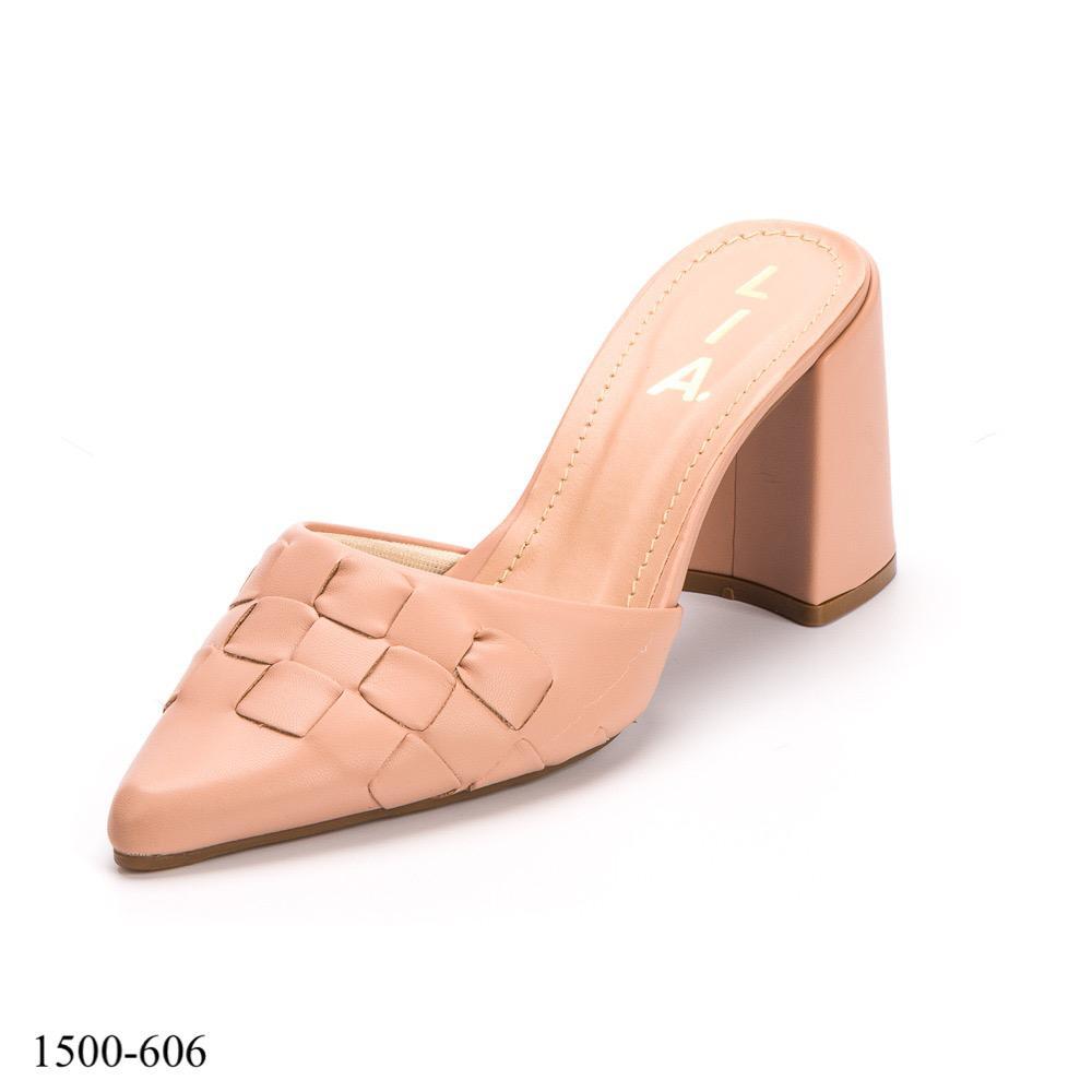 Tamanco bico FINO (LAVANDA1500-606)