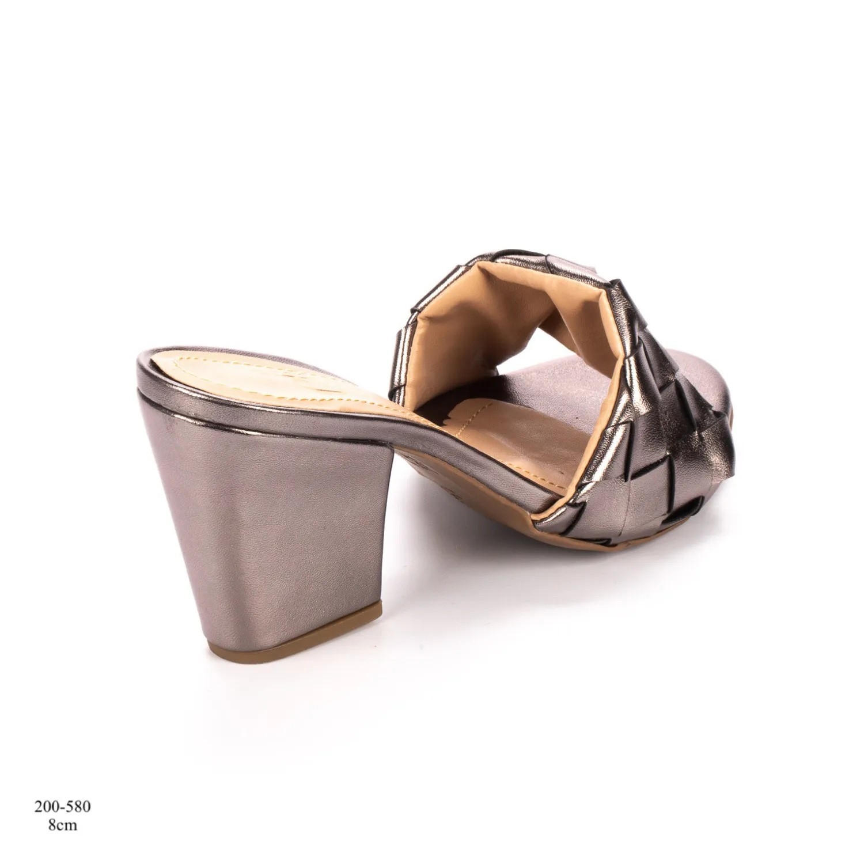 Tamanco Metalizado Cobre | D-200-580