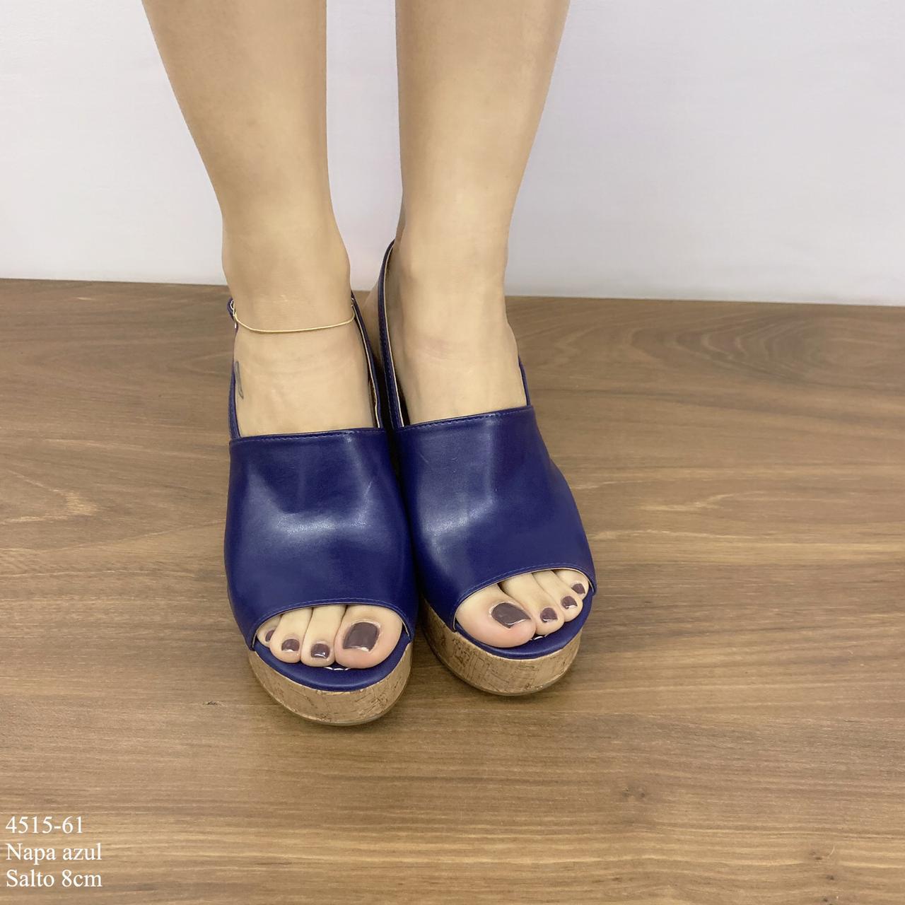 Sandália Azul Marinho | D-4515-61