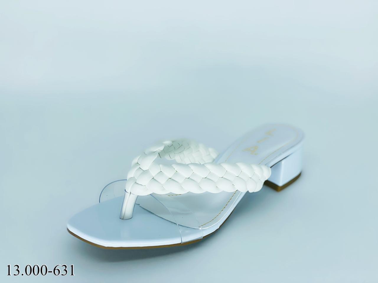 Tamanco Branco de Dedo | D-13000-631
