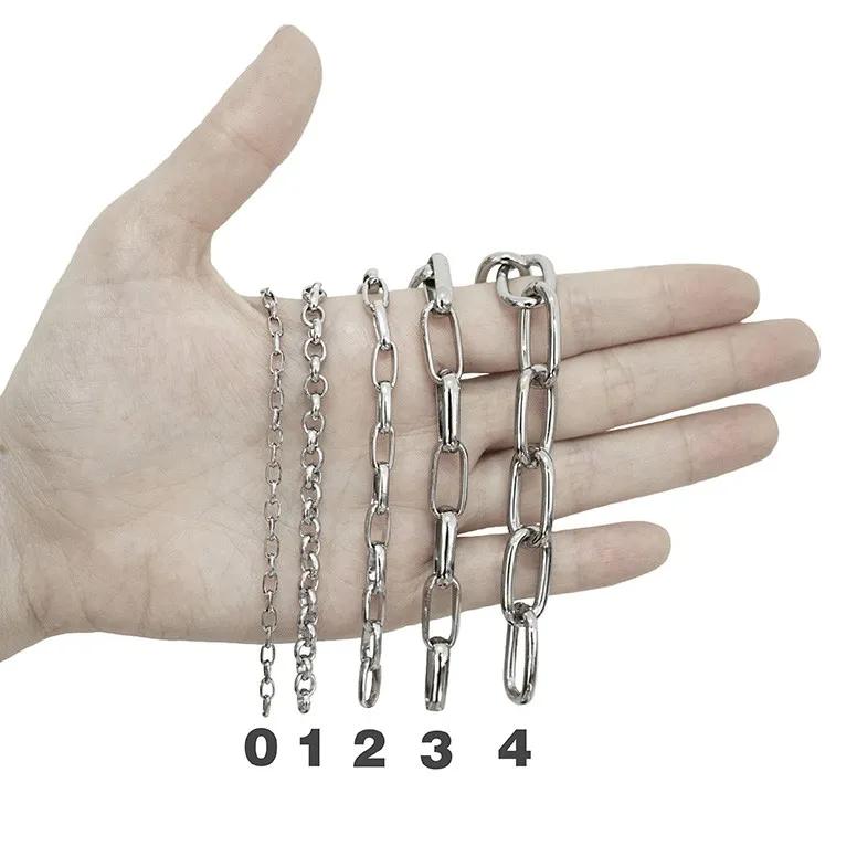 Cadeia Consagração Imaculado Coração de Maria Corrente Nº 1 Fecho Lagosta (Cadeado Believe)