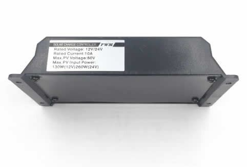 Controlador De Carga Painel Solar Ysmart PWM 10A 12V/24Vv