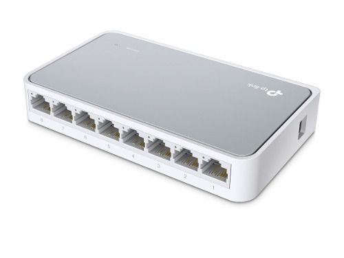 Switch Hub TP-Link TL-SF1008D 10/100 8 Portas