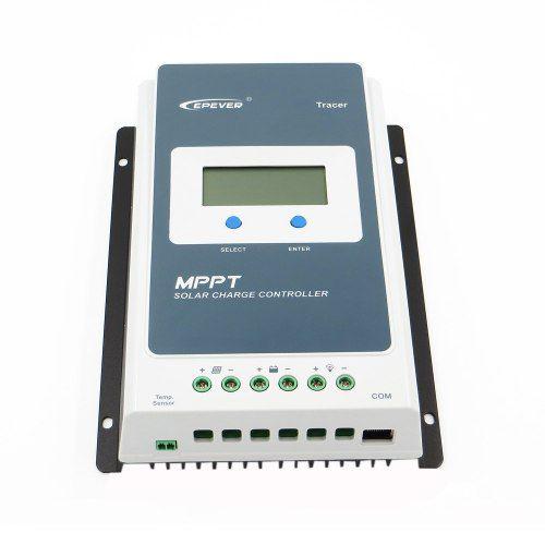 Controlador Solar 30A MPPT Epsolar Tracer 3210AN 12/24V